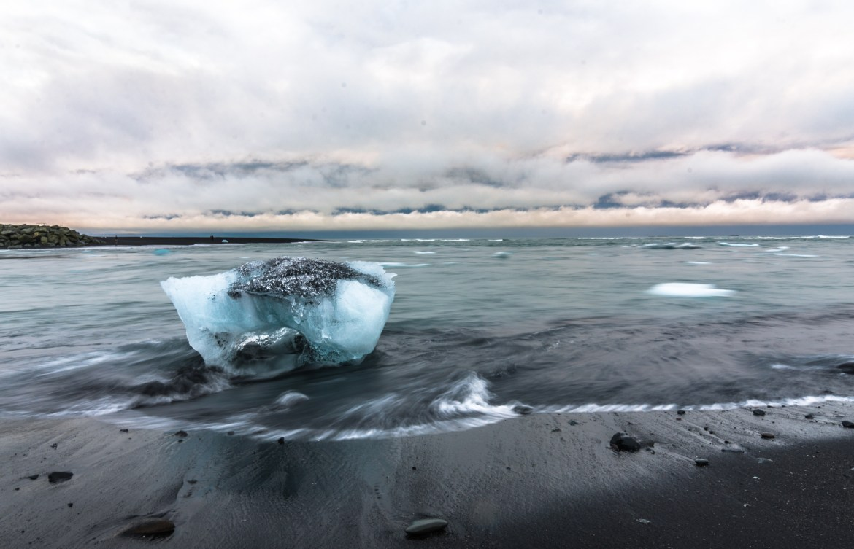 Ice lagoon, Iceland
