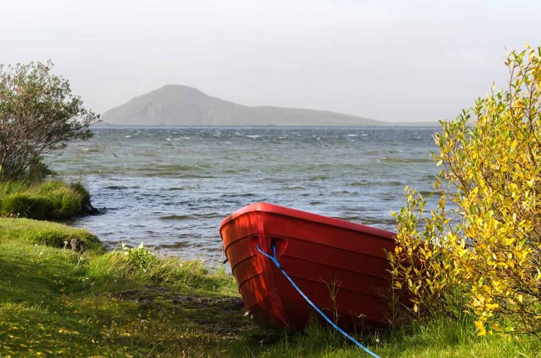 Myvatn lake, Iceland