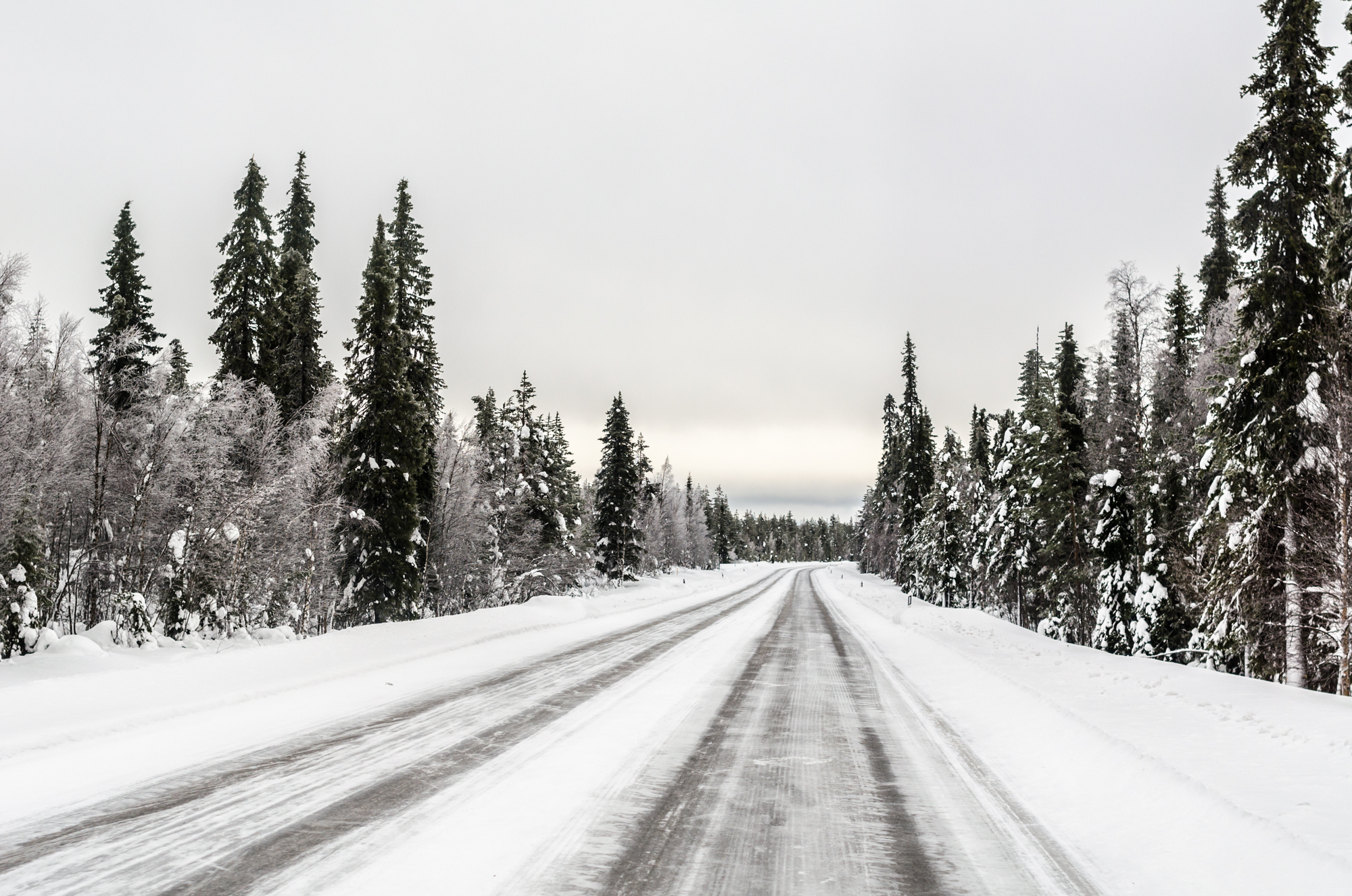 Finland & Norway Winter Road Trip.