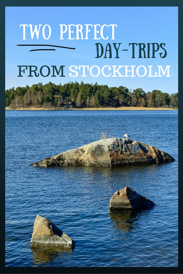 Two perfect day-trips from Stockholm