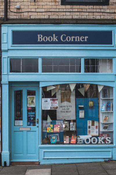 Bookshop, Saltburn