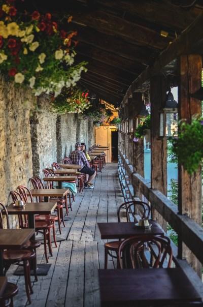 Estonia: Tallinn Old Town, Café