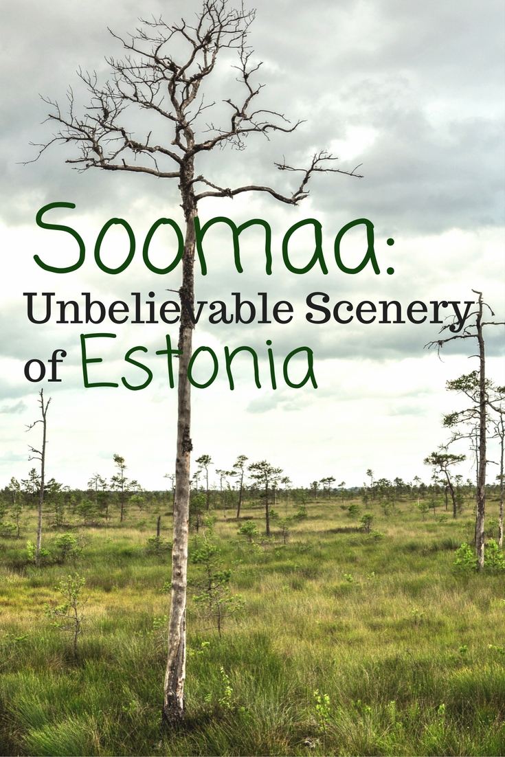 Soomaa: Unbelievavle Scenery of Estonia