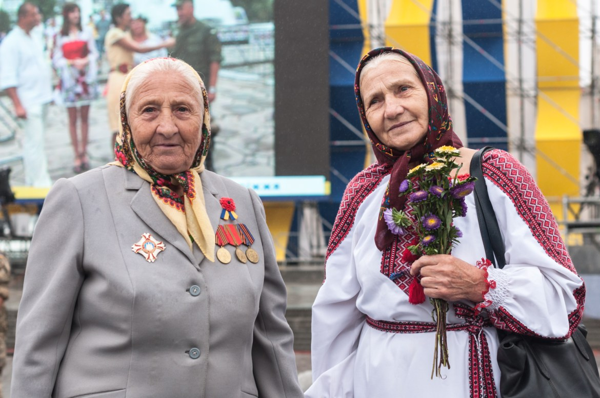 Ukraine, Independence Day