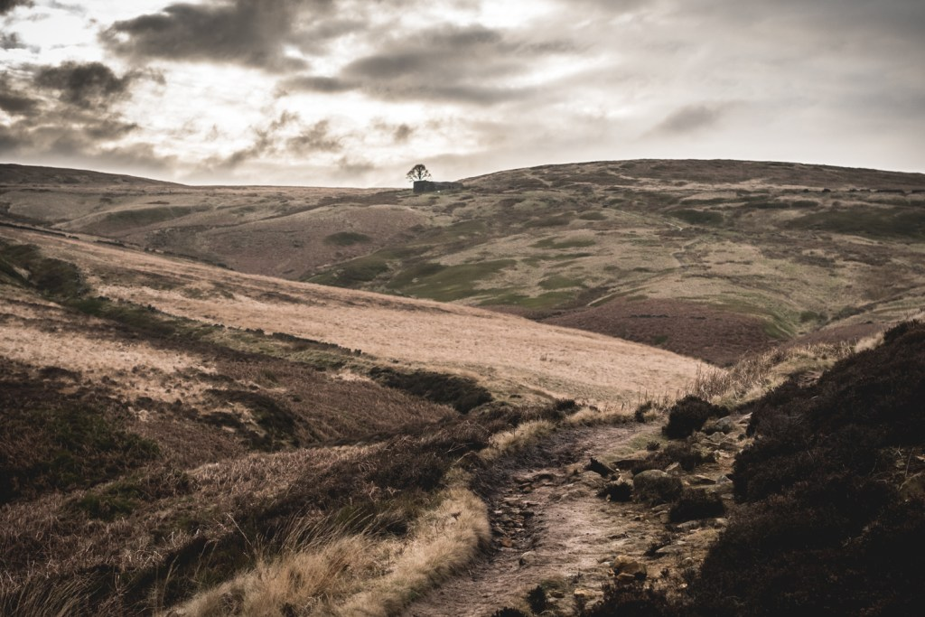 Haworth, England, Brontë sisters, Wurthering Heights