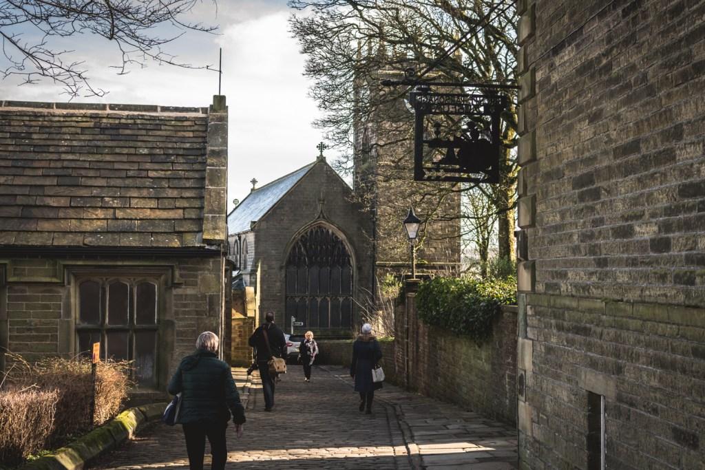 Haworth, England, Brontë sisters