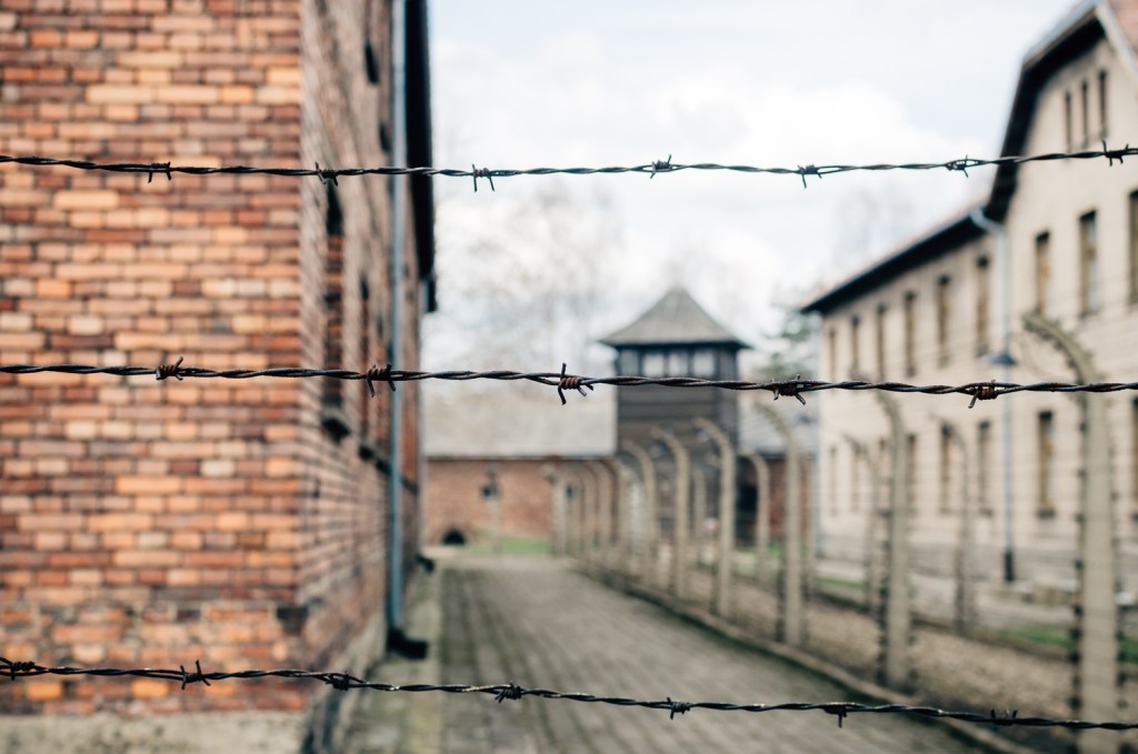 Auschwitz Birkenau poland concentration camp