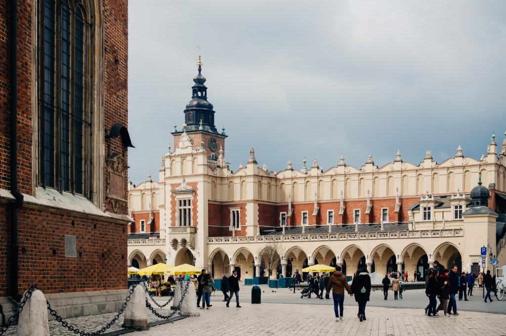 krakow market poland
