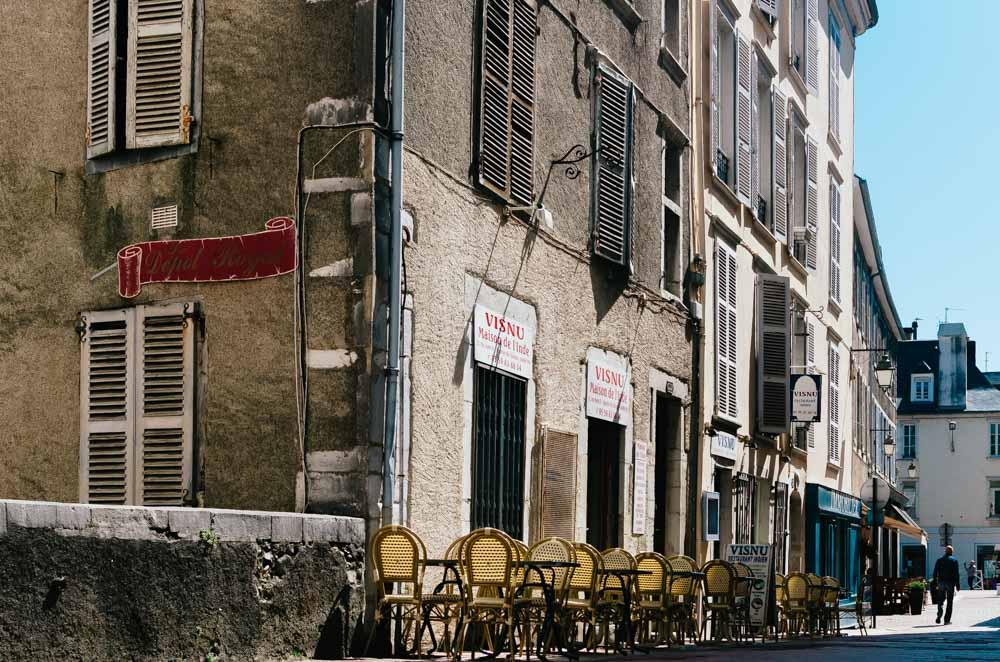 pau aquitaine street