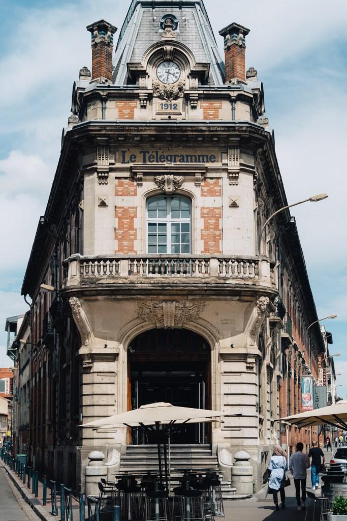 Toulouse, la Télégramme