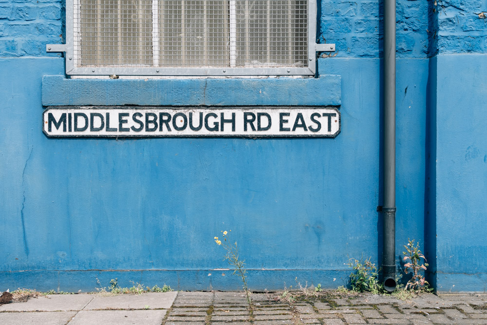 Middlesbrough, Teeside