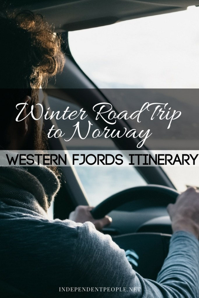 Winter Road Trip to Norway: Western Fjords Itinerary
