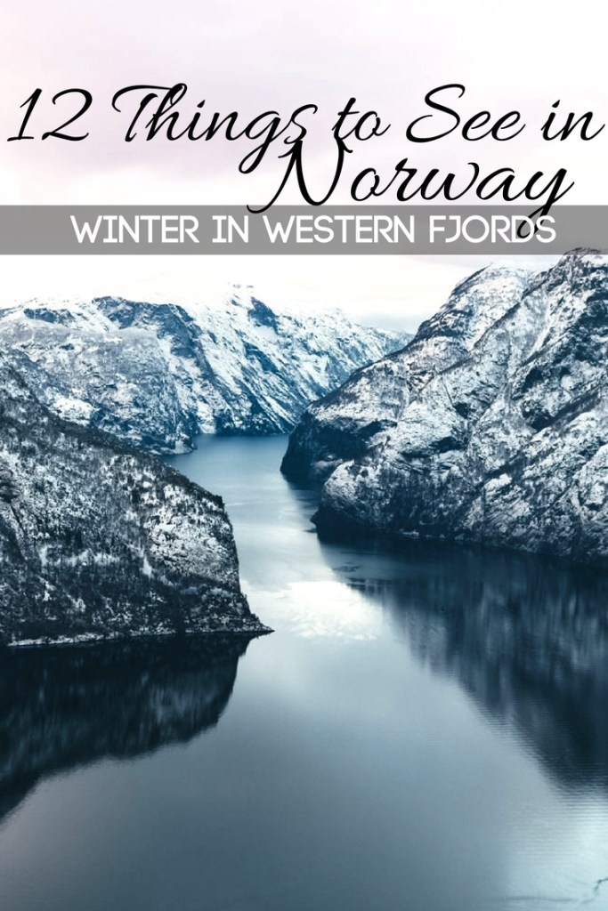 12 Things to See in Norway