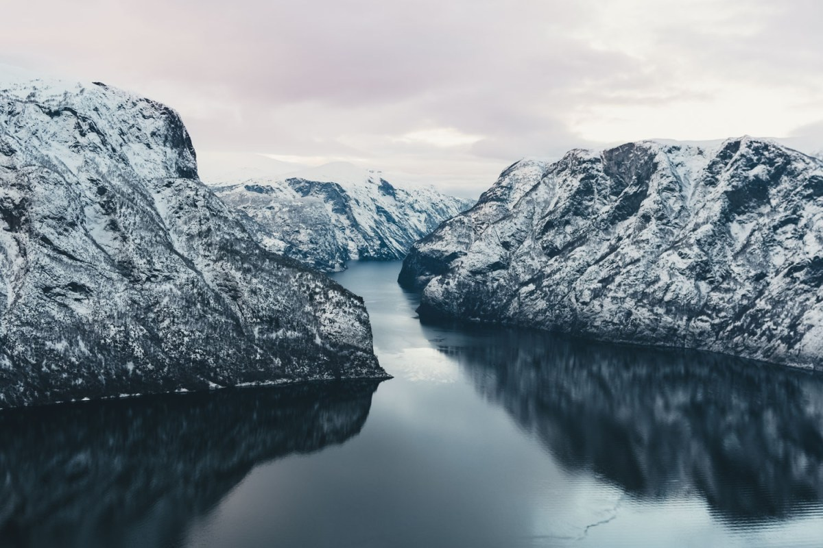 12 Things to See in Norway: Winter in Western Fjords