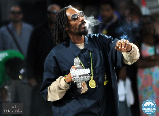 SNOOP at Ultra 2013