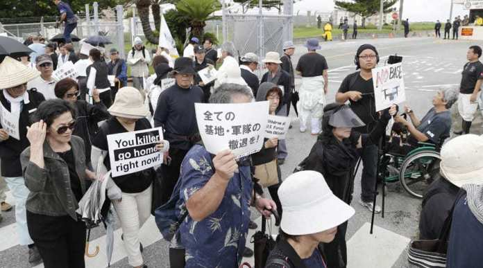 Some Japanese want US sailors to leave. Let's do exactly that or at least reduce our presence.