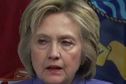 Image result for sick hillary