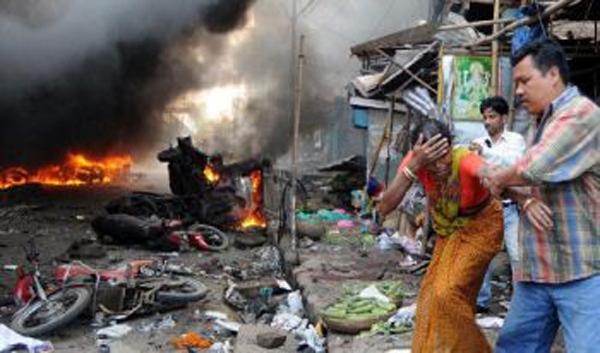 2008 Assam bombings