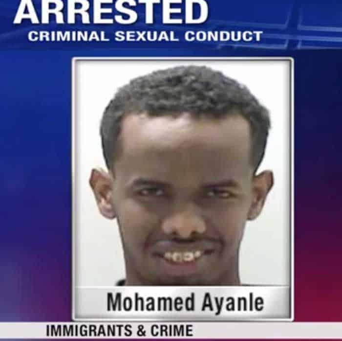 Somali Refugee Rapes Mother on Minnesota Bus Near Her Child
