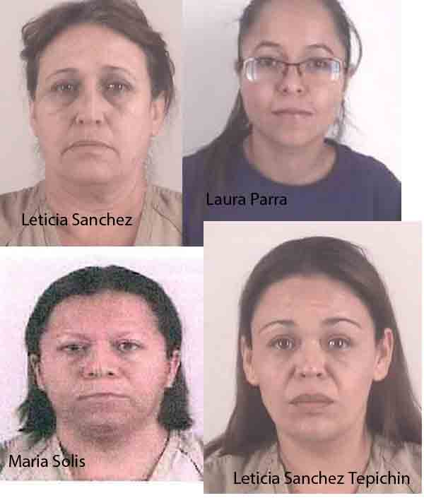 Four Democrat women steal mail-in ballots from elderly and vote for their favorite candidates