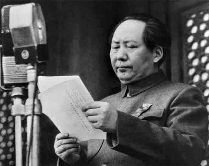 NY Times Honors Mass Murderer Mao on the Anniversary of His Death