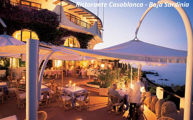 Ristoranti Casablanca Baja Sardinia