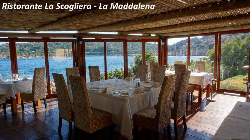 Ristoranti La Scogliera La Maddalena
