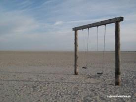 Strandschaukel St. Peter Ording