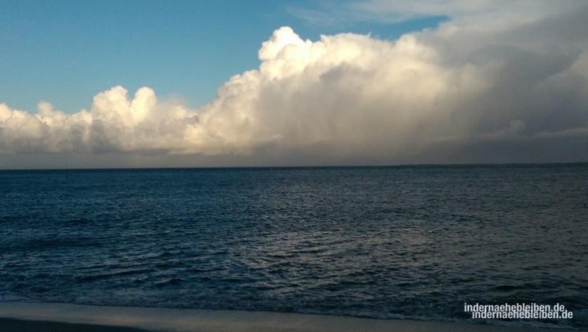 Wolkenblau