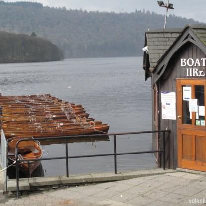 Lake Windermere Cumbria