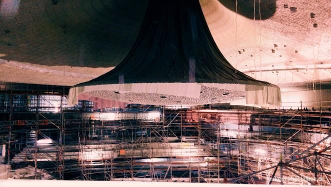 Reflektor Elphilharmonie