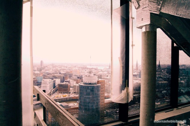 Ausblick Elbphilharmonie