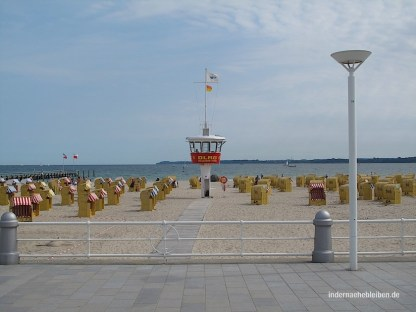 Strand in Travemuende