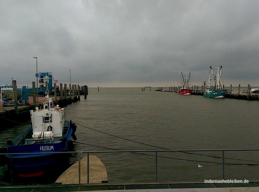 Hafen Schluettsiel