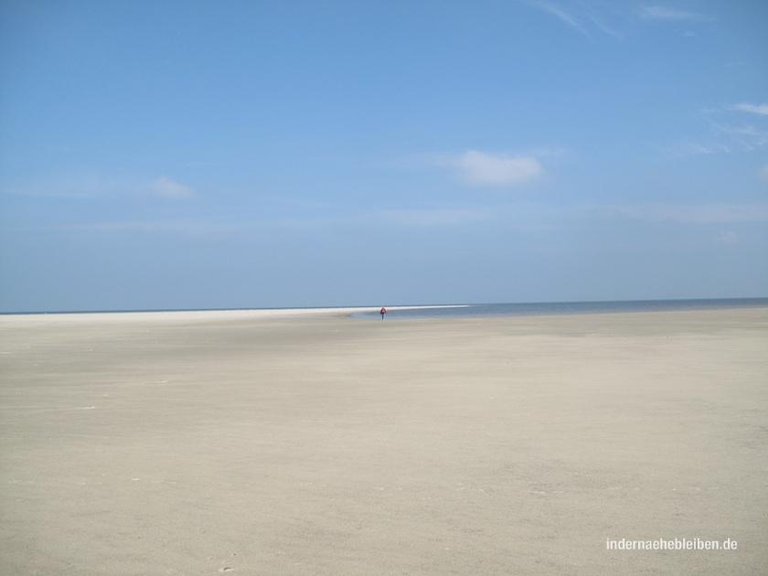 Sandbank Westerhever