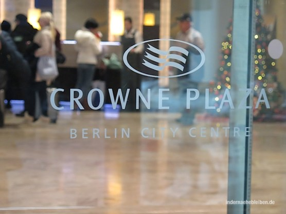 Berlin City Centre Crown Plaza