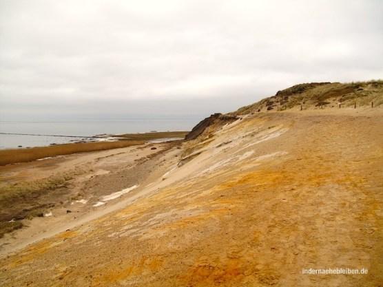 Errosion Morsum-Kliff