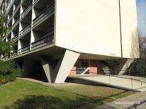 Niemeyer Hansaviertel Berlin