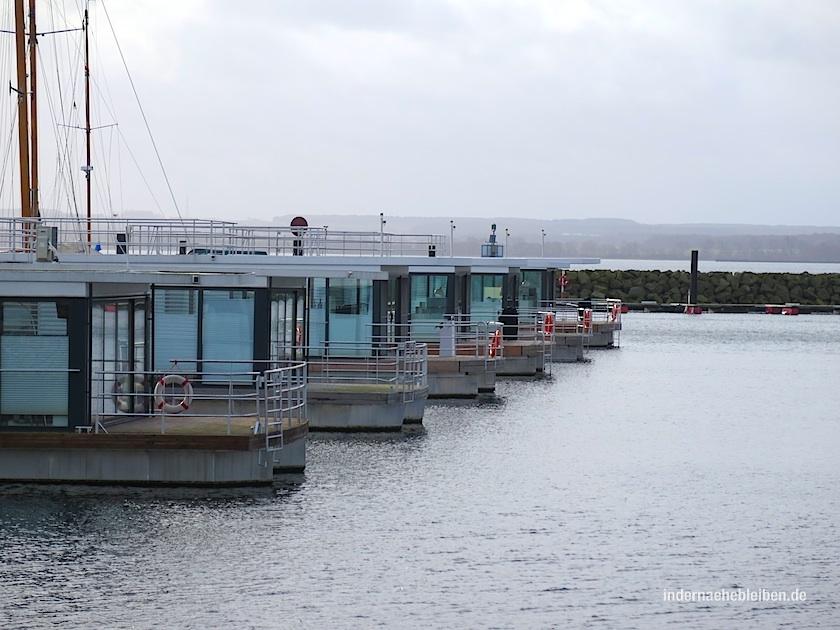 Hausboote Weiße Wiek