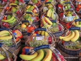 Obstkorb Fischmarkt