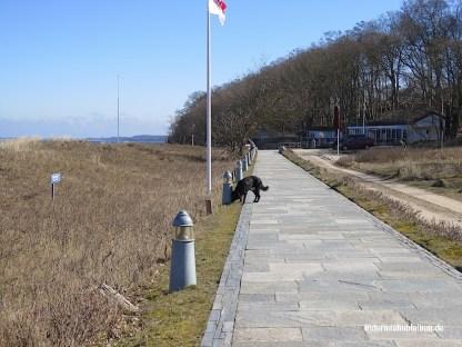 Hohwacht Promenade