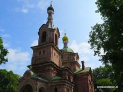 Kirche Kuldiga