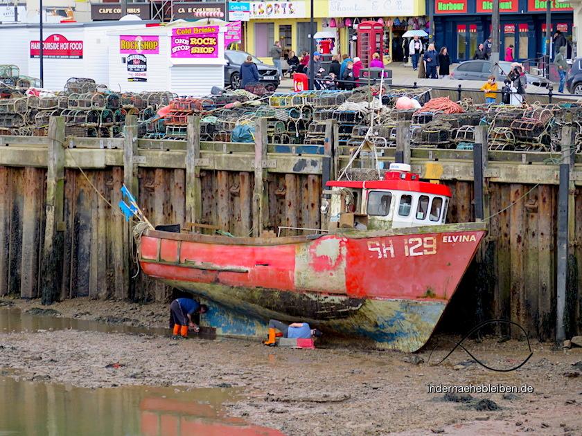Hafen Scarborough