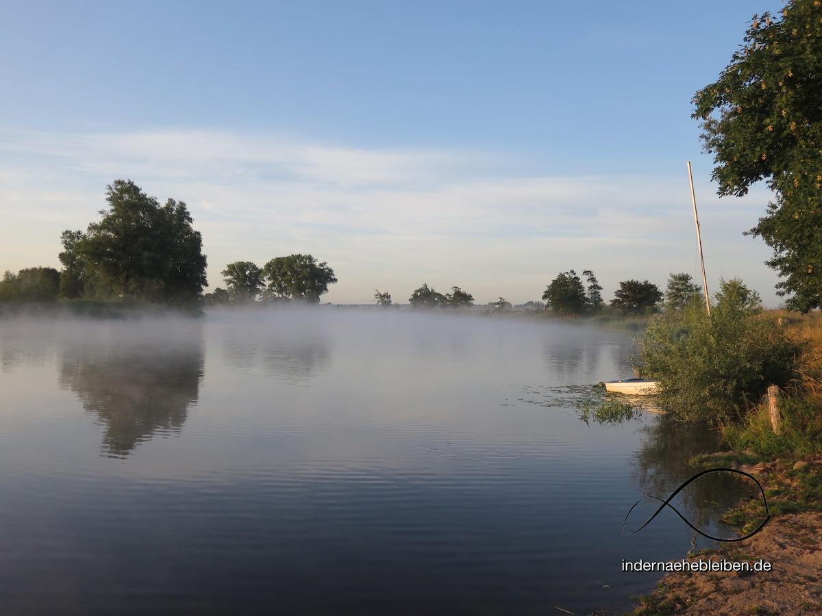 Der Sommer ist ein langer, ruhiger Fluss: Weekender an der Eider