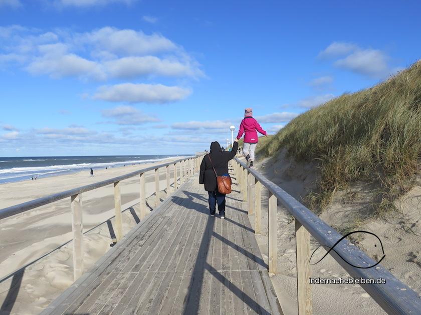 Strandpromenade Sylt