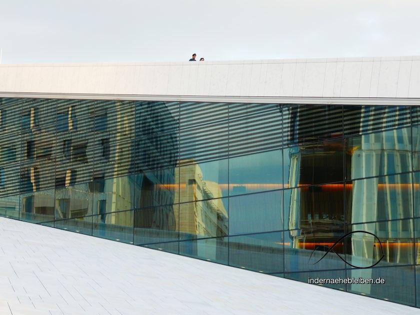 Oslo Oper aussen