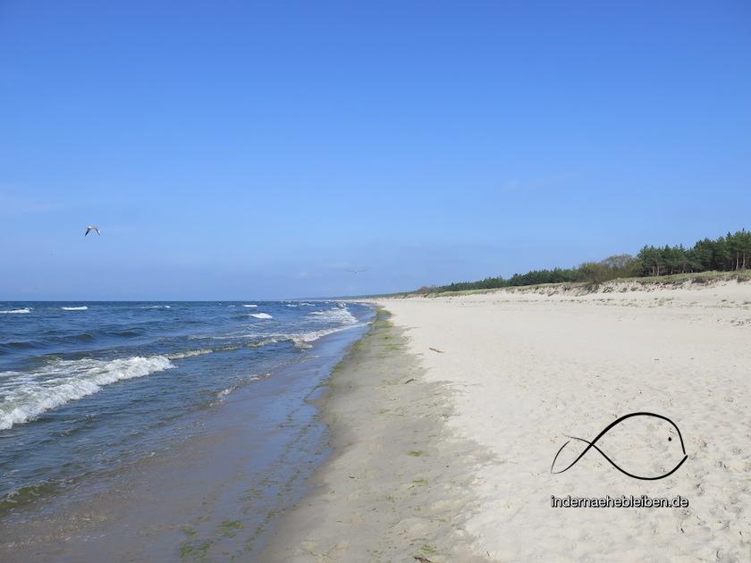 Ostsee in Polen