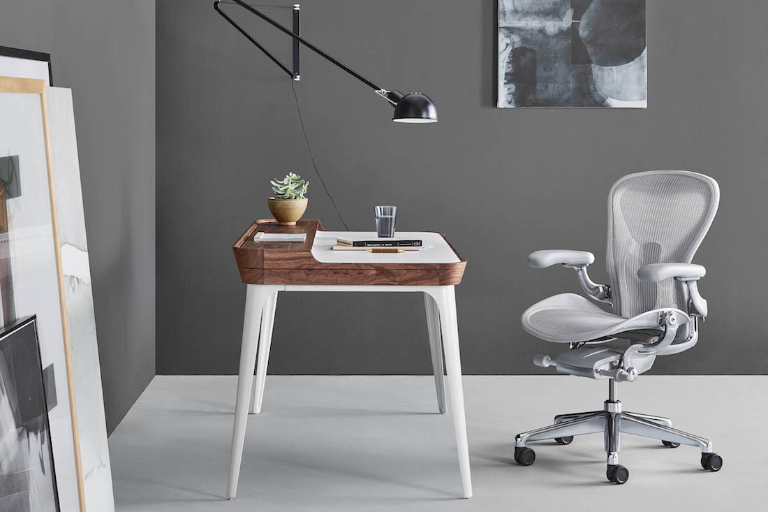 aeron chair sizes high seat chairs remastered - indesignlive singapore | daily connection to architecture and design
