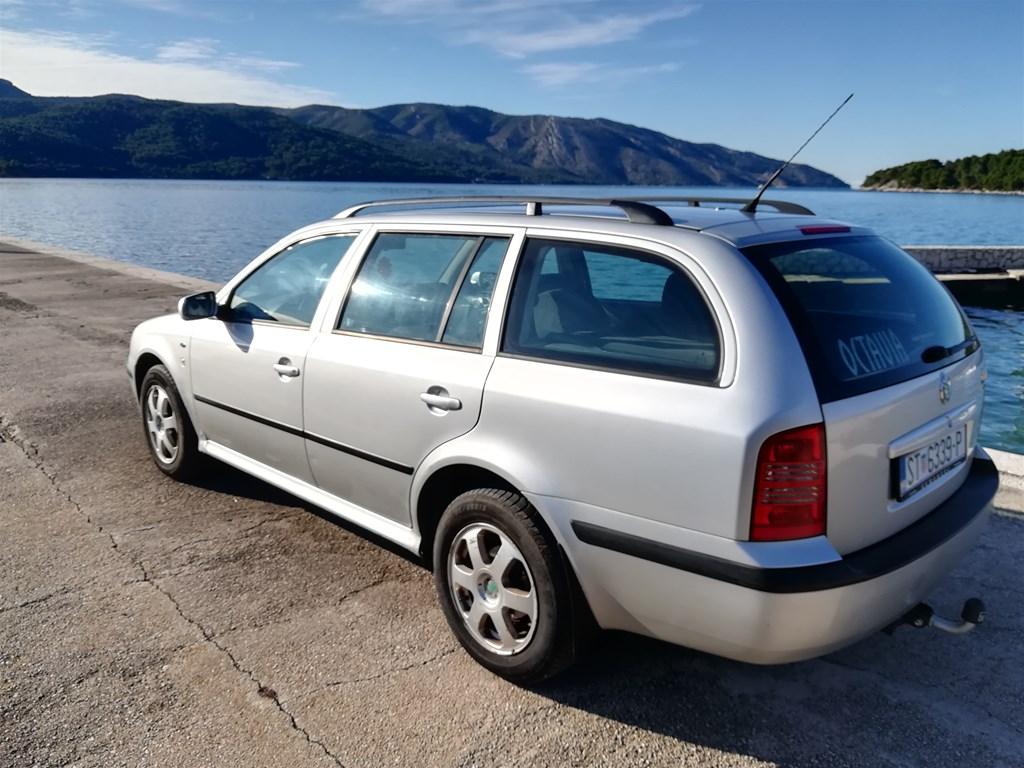 Škoda Octavia Combi 1.9 TDI ------ 4 x 4 ----- | INDEX OGLASI
