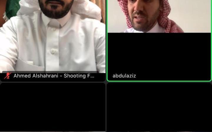 الفيصل افتتح اللقاءات الشهرية للأولمبية السعوديّة